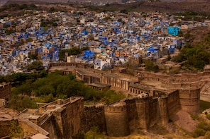 Blue City Walking Tour - Discover Jodhpur