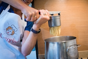 Private cooking class at a Cesarina's home in Cervia