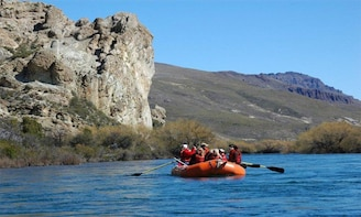 Half Day Floating Limay River - Bariloche