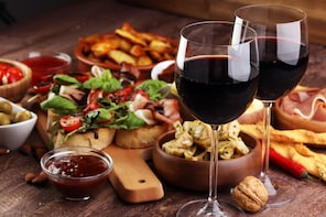 The art of the Italian Aperitivo with a Cesarina in Chianti