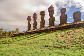 Rapanui Origins: Full Day Private Tour