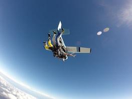 7500ft Tandem Skydive