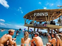 Finns Bali Day Pass