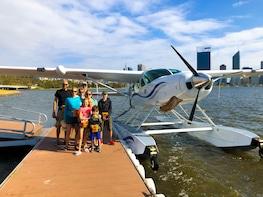 One Way Flight between Swan River and Rottnest Island