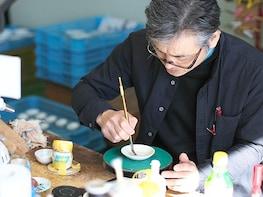 Japanese Ceramics Factory Tour & Sake Tasting from Mino Ware