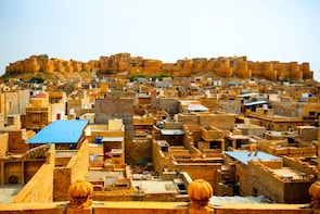 Heritage & Cultural Trails of Jaisalmer - Walking Tour
