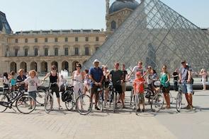 Paris Highlights Guided Bike Tour