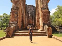 Polonnaruwa Ancient City and Minneriya Safari