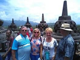 Borobudur Private Excursion (Semarang port)