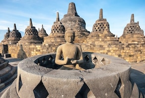 Borobudur Private Excursion Frm Semarang Port