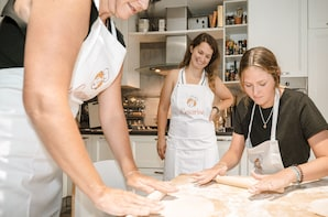 Private cooking class at a Cesarina's home in Savona