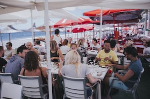 La Ola Beach Bar - Marbella