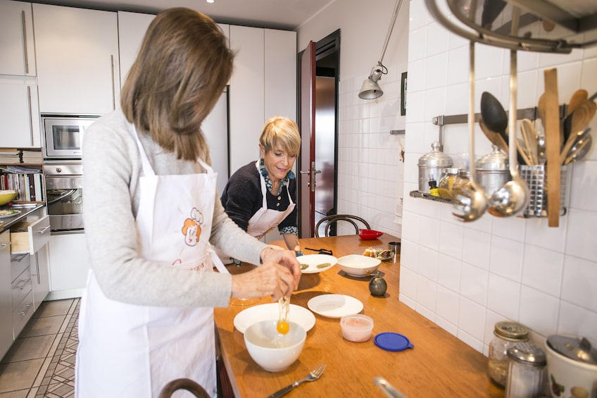 Show item 4 of 4. Private cooking class at a Cesarina's home in Varenna