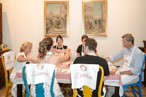 Dining experience at a local's home in Genoa