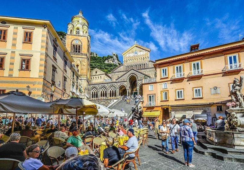 Show item 2 of 7. Best Private Tour Amalfi Coast : Ravello+Amalfi+Positano 8h