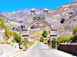 Puno, Chivay and Colca Canyon 2 nights and 1 day