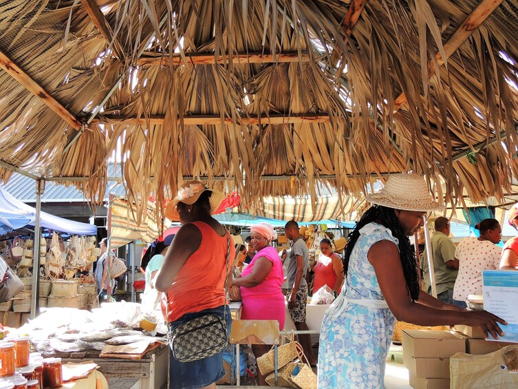 Show item 2 of 2. Rodrigues Island - Samedi dan Rodrig guided-tour