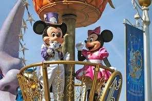USA L.A. Disneyland Park & Disney California Adventure Park