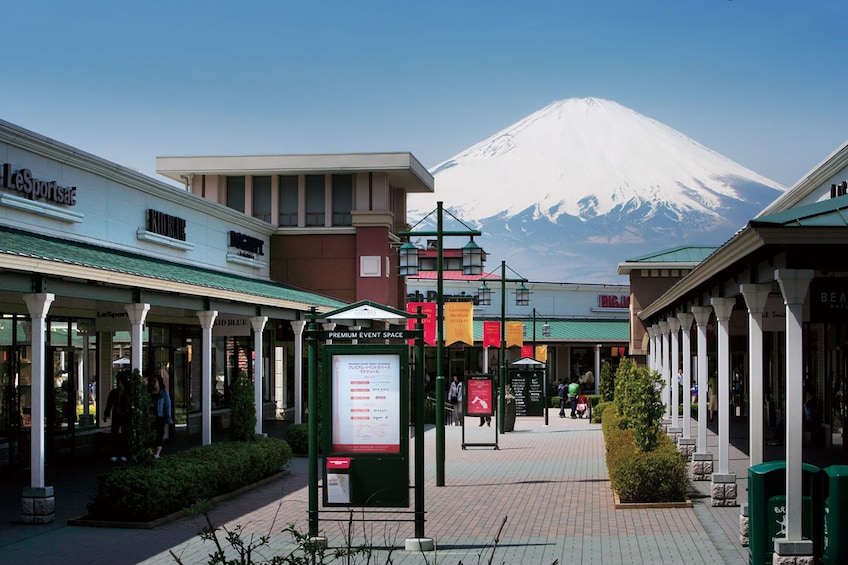 Show item 3 of 5. Hakone Fuji Day Tour: Cruise, Cable Car, and Volcano