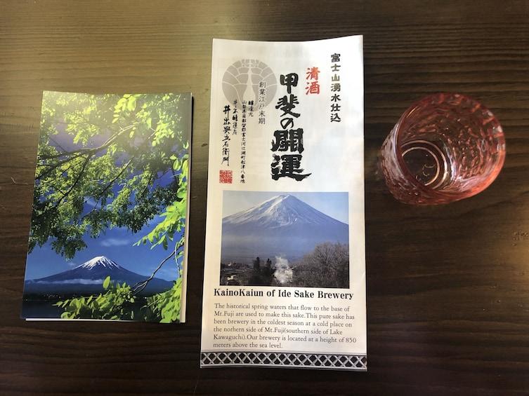 Mount Fuji Panorama Ropeway, Ice Caves and Sake Brewery Tour