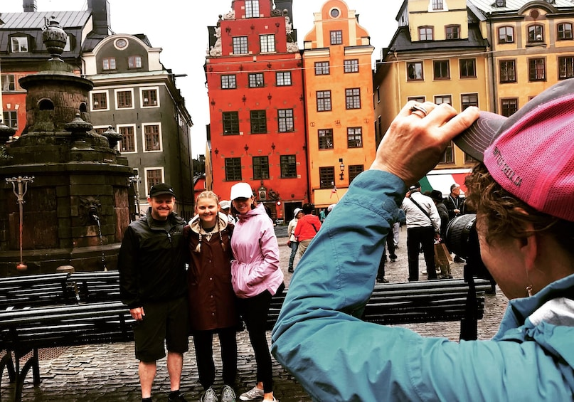 Show item 3 of 10. Stockholm Private Tour Old Town