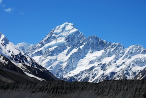 Aoraki/Mt Cook, Pukaki, Tekapo x CHCH - private day tour +