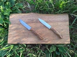 Japanese Knife Making on a Ranch in Hachioji, West Tokyo