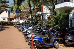 Scooty Hire In Udaipur