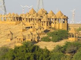 Sunset safari & folk dance with dinner, Jaisalmer