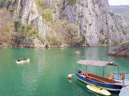 Full-day Matka Canyon & Tetovo tour from Skopje