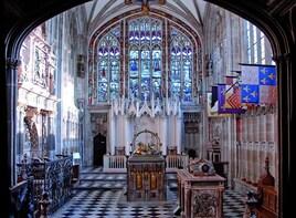St Mary's Church, Warwick