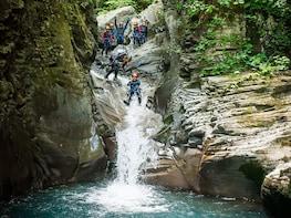 Canyoning Japan—Outdoor Adventure in Kamoshika Canyon Hakuba