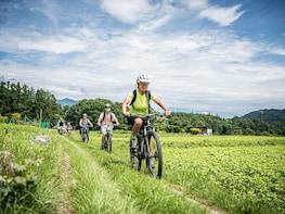 Hakuba Valley Mountain Bike Fun Ride