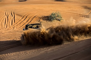 Dune Bashing In Jaisalmer