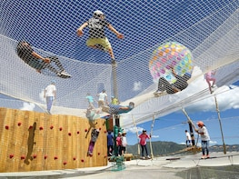 Hakuba Tsugaike Wow—Sky-High Net Scrambling in Hakuba Valley