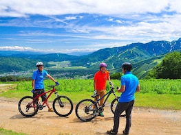 Private Mountain Bike Tour in the Hakuba Valley