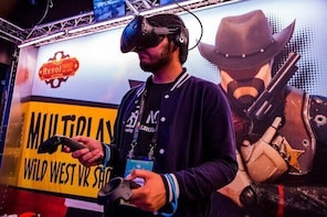 Virtual Reality Experience in Lloret de Mar