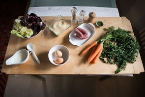Private cooking class with lunch or dinner in Belluno