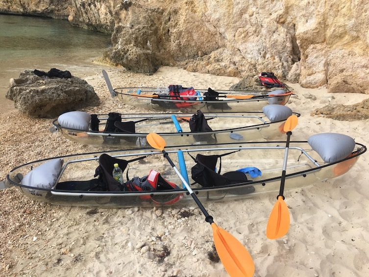 Show item 3 of 3. Day Kayak Tour to Little Bay, Anguilla