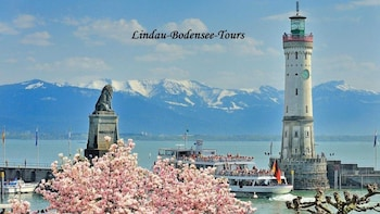 Private Sightseeing Tour 1,5 hours Lindau Island