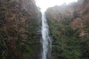 Waterfalls of the Eastern Region of Ghana