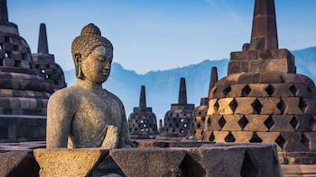 Borobudur Half Day Tour with Private Transport