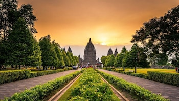 Prambanan Golden Sunset Private Tour