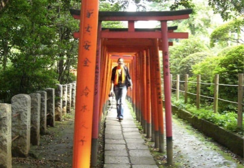 Show item 3 of 6. Ueno, Yanaka, Sendagi Heritage Walk