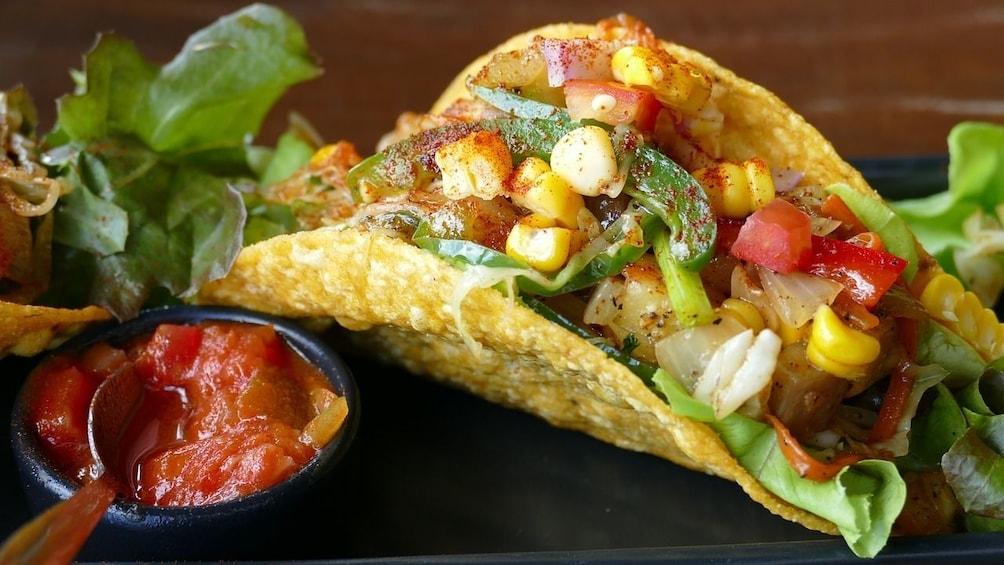 RJ Mexican Cuisine tacos