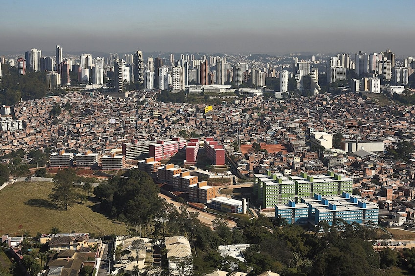 Show item 1 of 10. Discover The Second Largest Favela Of São Paulo: Private