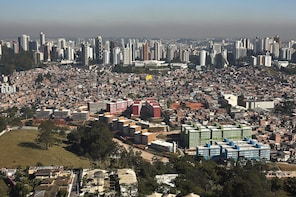 Discover The Second Largest Favela Of São Paulo