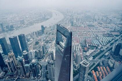 Shanghai Tower Observation Deck Ticket