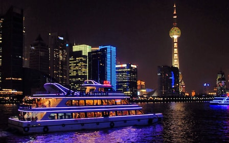 Shanghai Huangpu River Cruise Ticket
