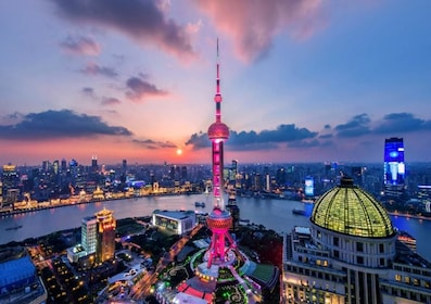 Shanghai Oriental Pearl Tower Ticket